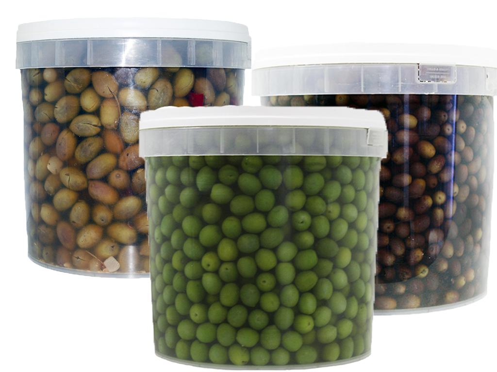 Olives 8kg