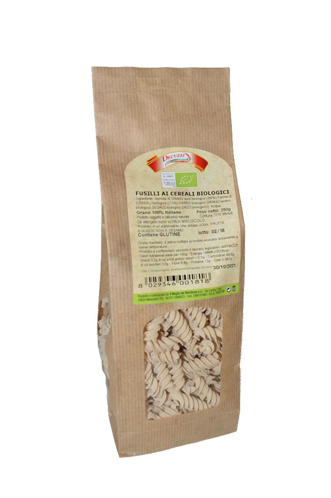Pasta ai Cereali Biologica