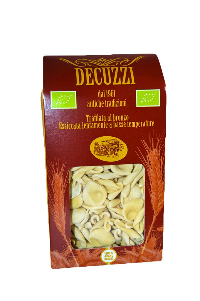 Pasta regionale maritati biologica