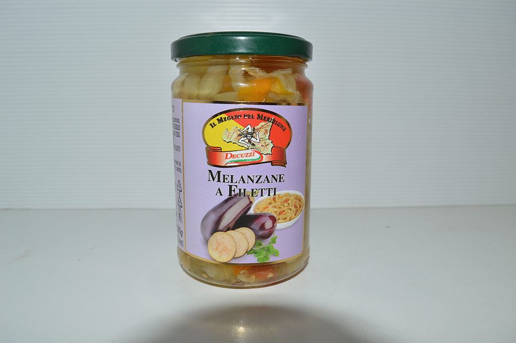 Melanzane a filetti